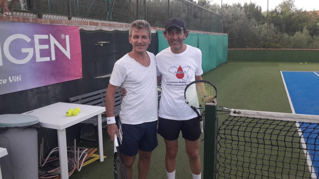 Angelo Pace e Giovanni Patti