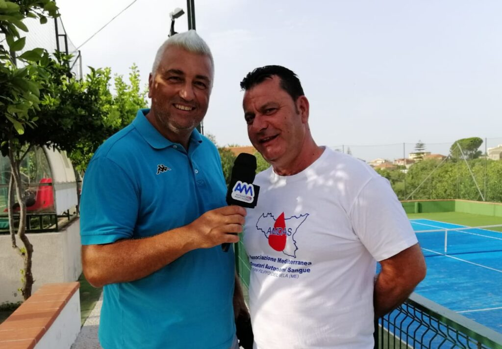 Francesco Anania e Mimmo Italiano