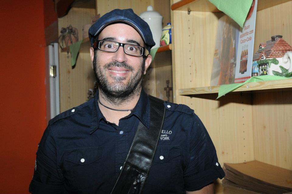 Bruno Calderone (Responsabile del Centro Tre Alberi di Pace del Mela)