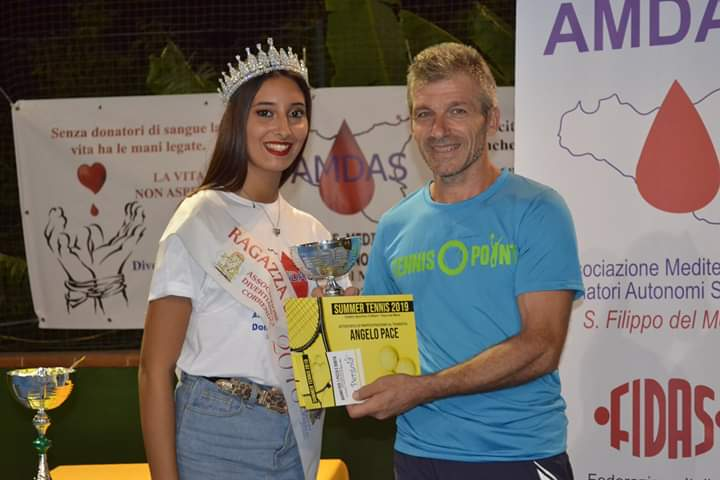 Chiara Siciliani e Angelo Pace (2° Classificato)
