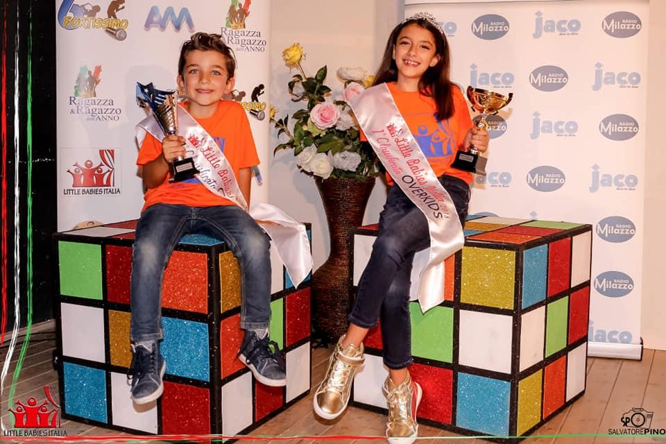 Filippo Miano e Sofia Puliafito