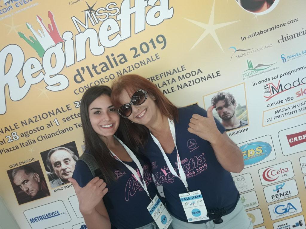 Gabriella Bisignano e Nuccia Sottile