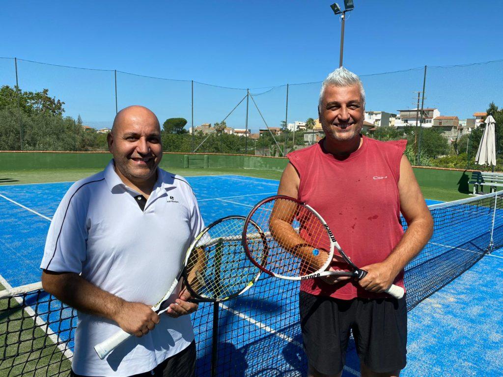 Maurizio Parisse e Francesco Anania