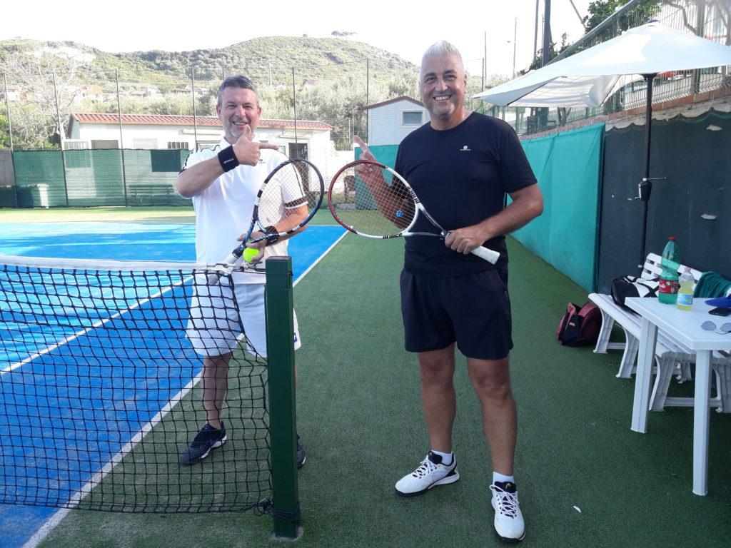 Mario Forte e Francesco Anania