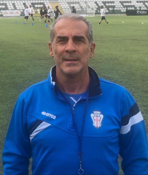 Antonio Alacqua - Mister Primavera 3 della Pro Vercelli