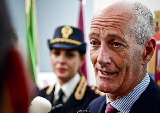 Franco Gabrielli - Capo della Polizia di Stato