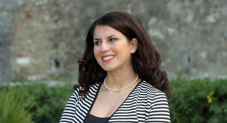 Tania Venuto - Sindaco di Spadafora