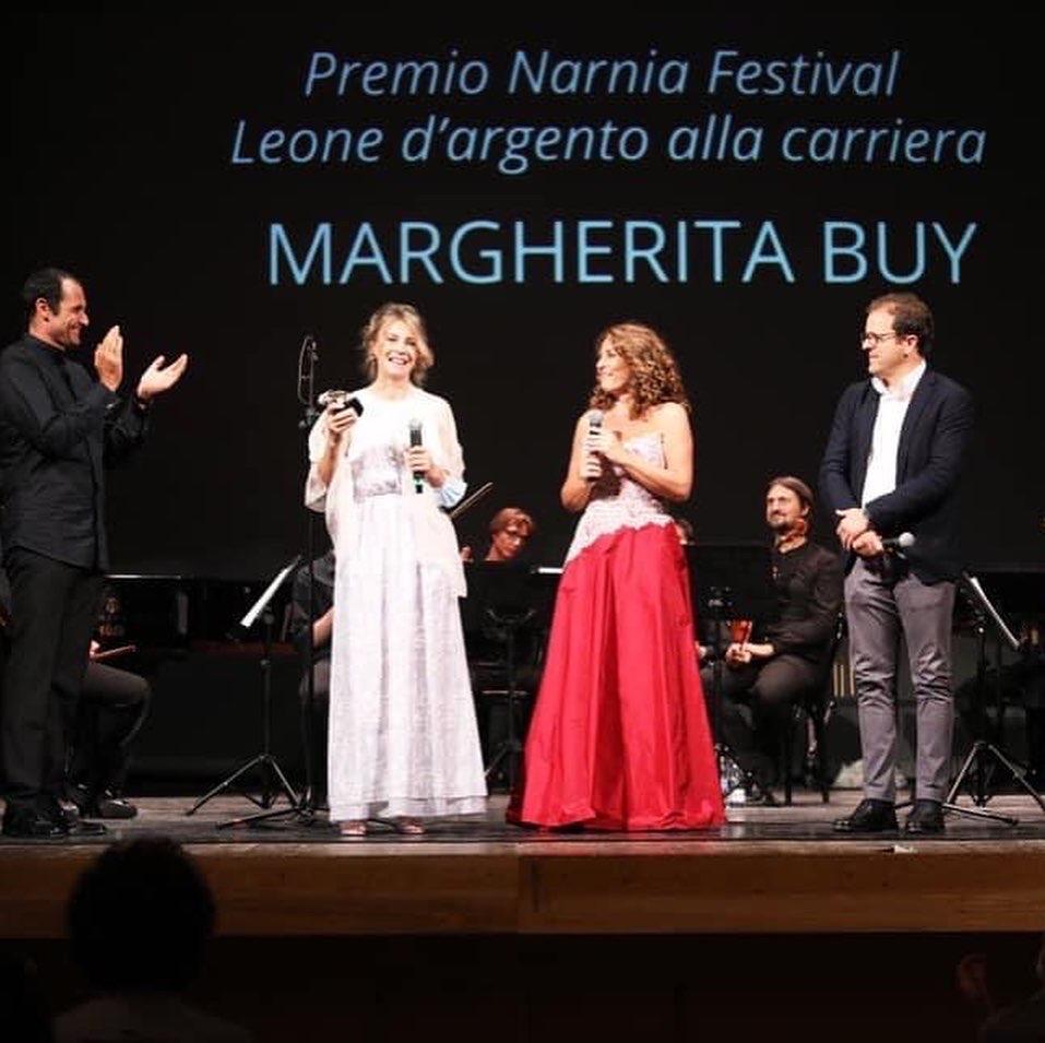 Margherita Buy (Premio alla carriera)