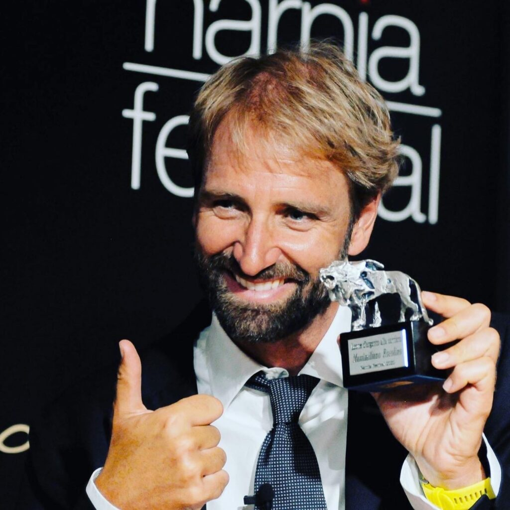 Massimiliano Rosolino (Premio alla carriera)
