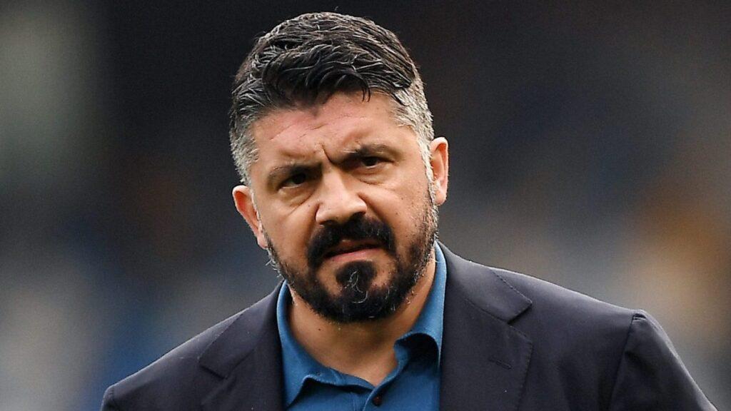 Gennaro Gattuso (Allenatore Napoli)