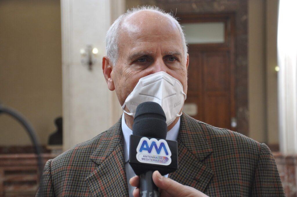Placido Bramanti - Presidente della VII^ Commissione Provinciale