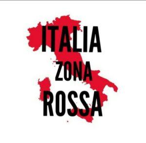 italia zona rossa